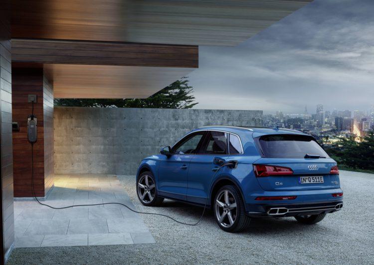 2020 Audi Q5 Híbrido