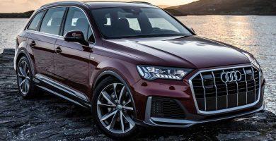 2020 Audi Q7 55 side 10 cosas que no sabías sobre el Audi Q7 55 2020