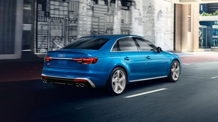 2020 Audi S4 volver