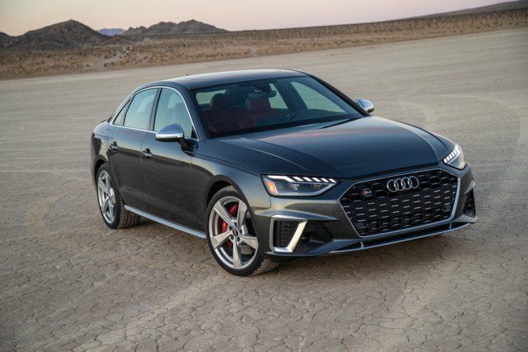 Exterior del Audi S4 2020