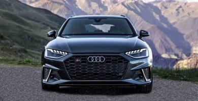2020 Audi S4 front 10 cosas que no sabías sobre el Audi S4 2020