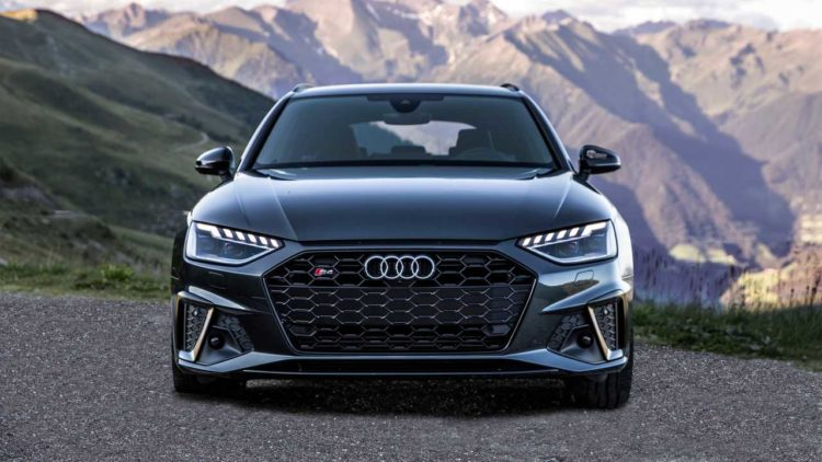 2020 Audi S4 delantero