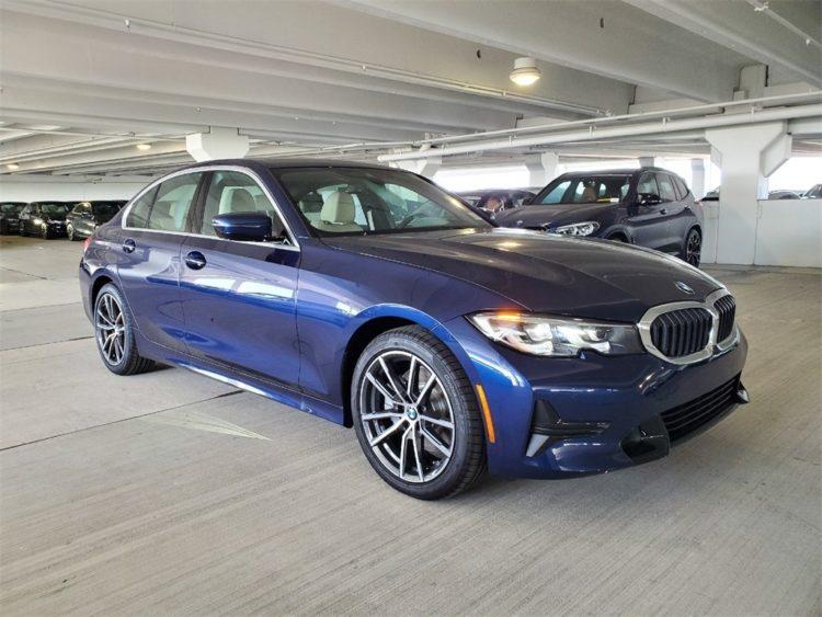 2020 BMW Serie 3: 26 Ciudad / 36 Carretera