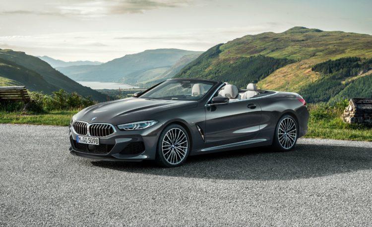 2020 BMW 8 Series Convertible Los 20 BMW más caros jamás construidos