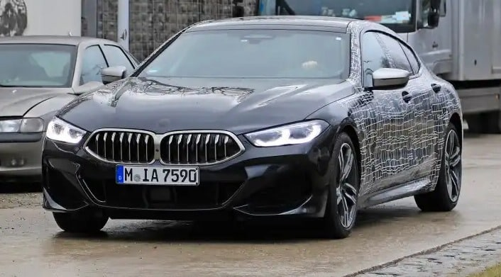 2020 BMW Serie 8 Gran Coupé