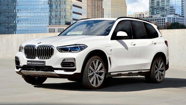2020 BMW X5 Híbrido