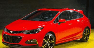2020 Chevrolet Sonic 16000 Los 20 autos nuevos menos costosos para 2020