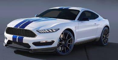 2020 Ford Mustang Shelby GT500 Lo que sabemos sobre el Ford Mustang Shelby GT500 2020