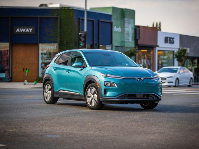 Hyundai Kona eléctrico 2020
