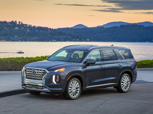Hyundai empalizada 2020
