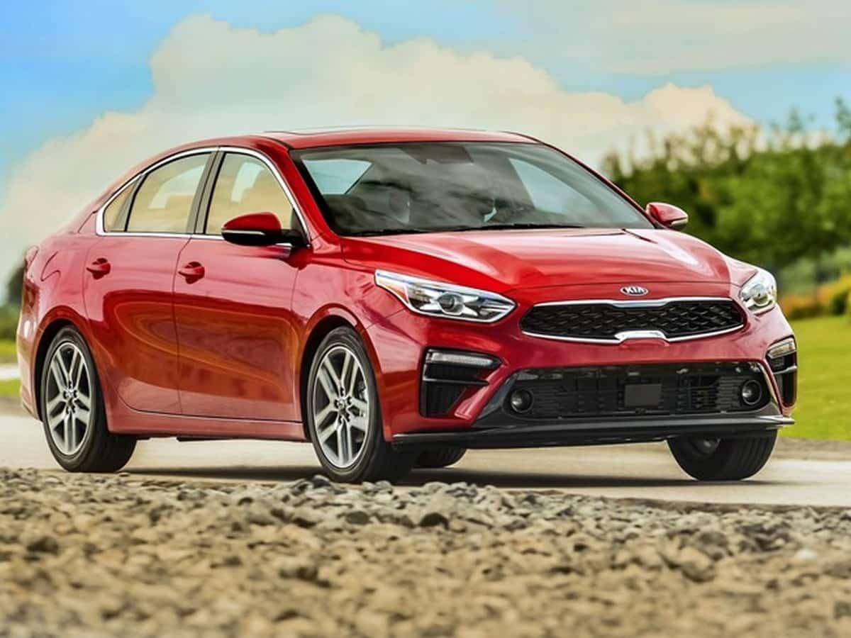 2020 Kia Forte .Los 10 autos compactos más seguros para 2021