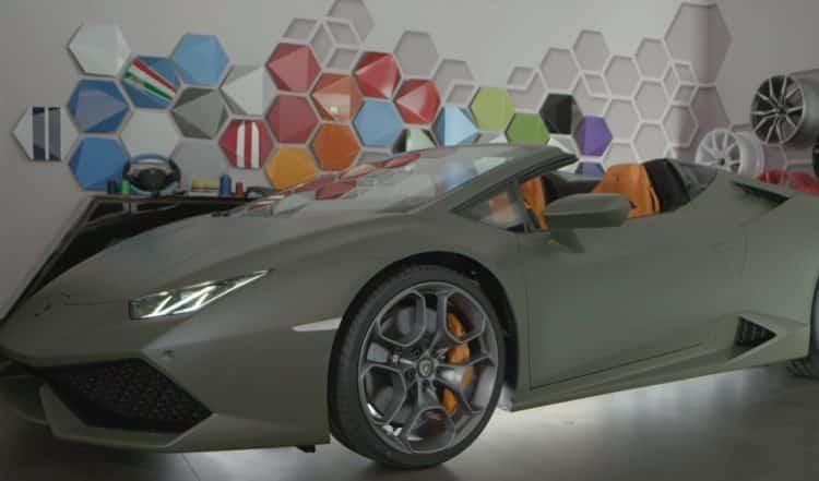 Lamborghini Huracan 2020 Ad Personam
