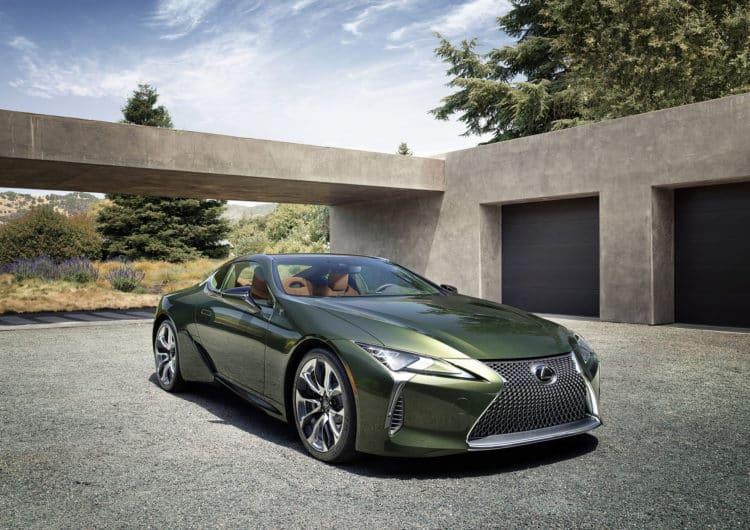 Lexus LC Coupé 2020