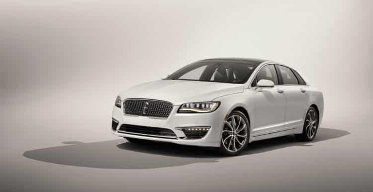 Lincoln MKZ híbrido 2020: 39 en ciudad / 42 en carretera