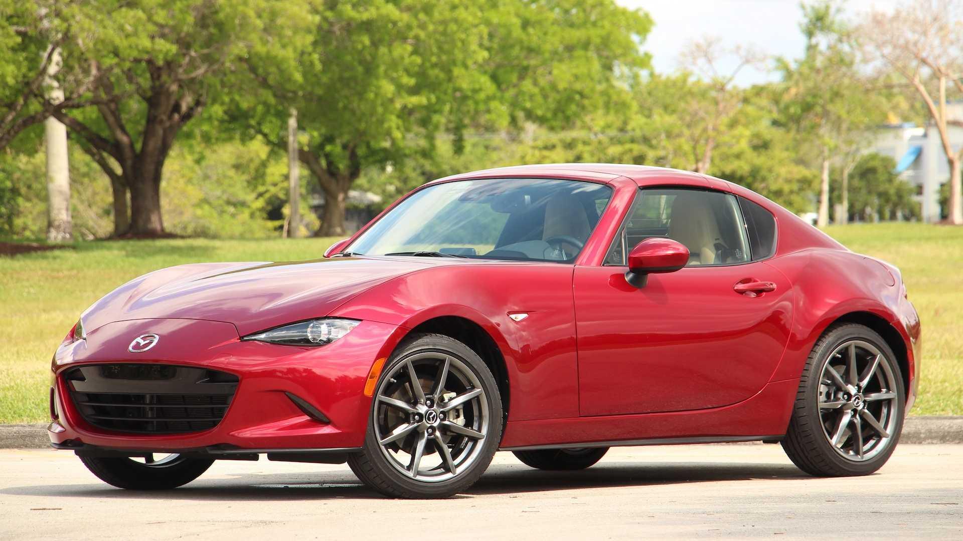 2020 Mazda MX 5 Miata 1 Una mirada más cercana al Mazda MX-5 Miata 2020