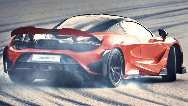 2020 McLaren 765LT returns