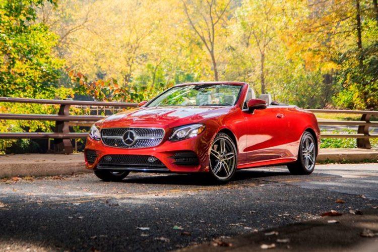 2020 Mercedes Benz Clase E Convertible