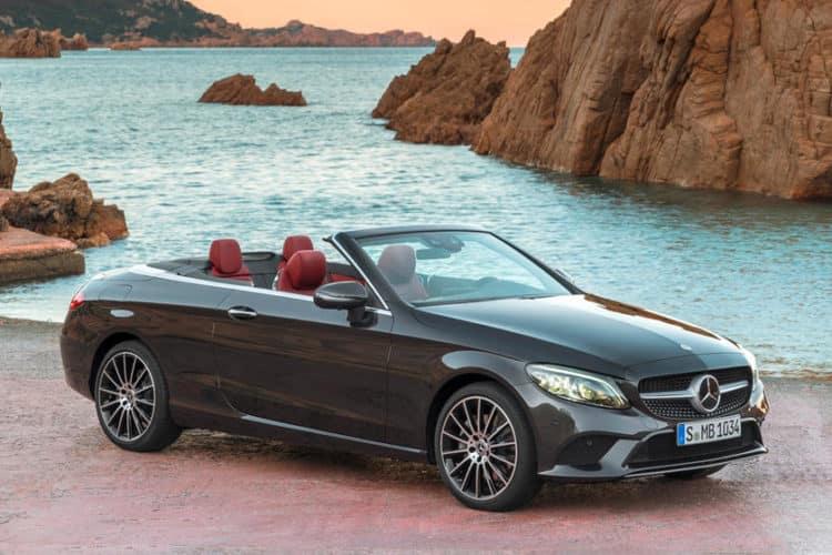 2020 Mercedes Benz Clase C Convertible