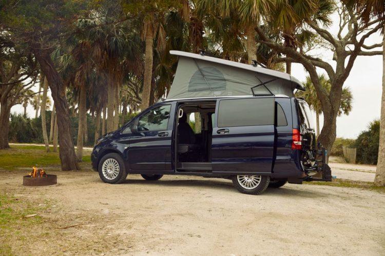 2020 Mercedes Benz Weekender Camper Van