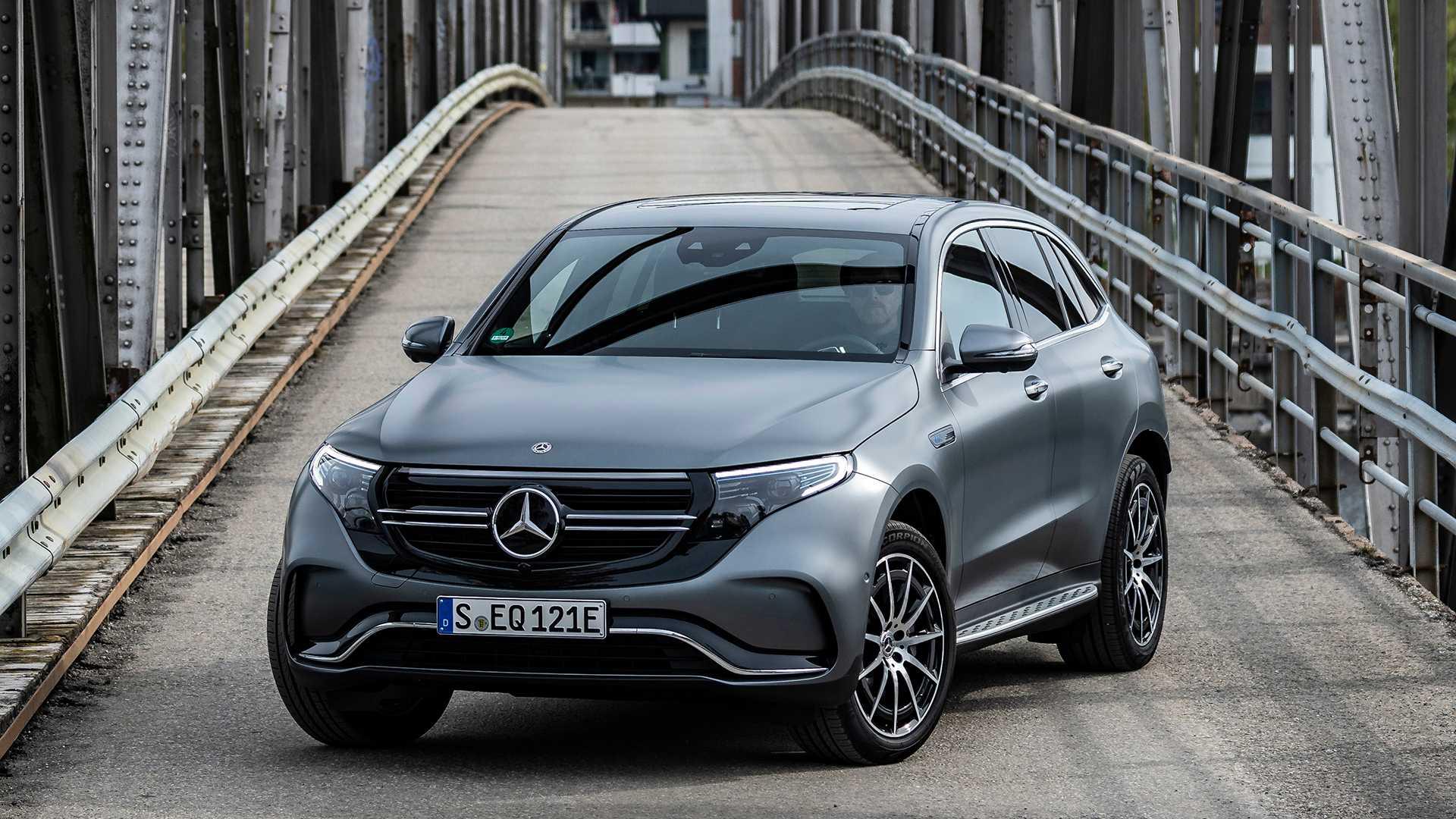 2020 Mercedes EQC 1 10 datos interesantes sobre los servicios financieros de Mercedes-Benz
