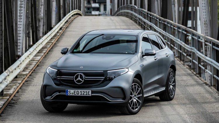 2020 Mercedes EQC