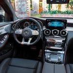 2020 Mercedes GLC 43 1 Una mirada más cercana al Mercedes GLC 43 2020