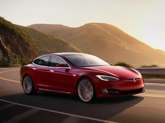 2020 Tesla Model S Los 20 coches eléctricos de mayor autonomía para 2020