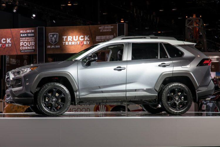 2020 Toyota RAV 4 Top 20 Midsize SUVs Heading Into 2020