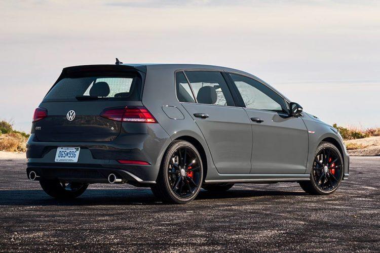 Volkswagen GTI 2020