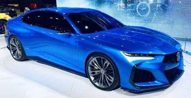 2021 Acura TLX 10 cosas que no sabías sobre el Acura TLX 2021