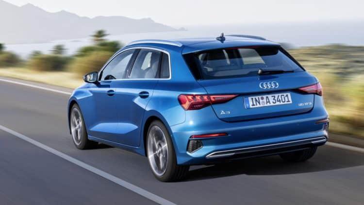 Audi A3 2021 volver