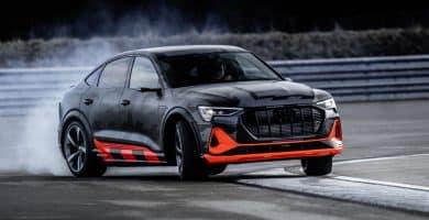2021 Audi E Tron S 3 Una mirada más cercana al Audi E-Tron S 2021