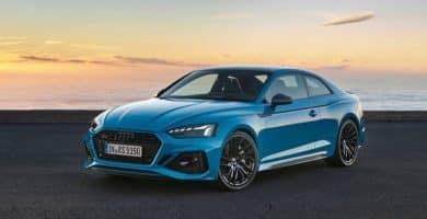 2021 Audi RS5 10 cosas que no sabías sobre el Audi RS5 2021