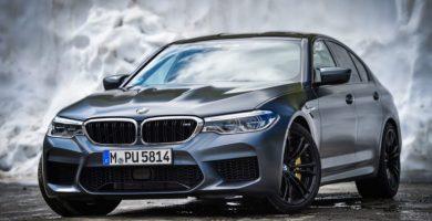 2021 BMW M5 10 cosas que no sabías sobre el BMW M5 2021