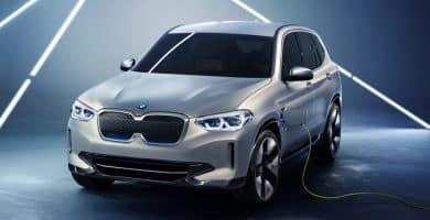2021 BMW iX3 10 cosas que no sabías sobre el BMW iX3 2021