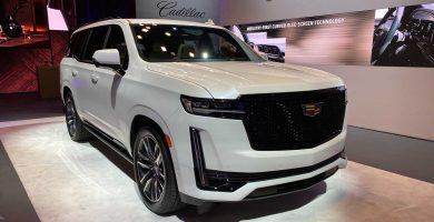 2021 Cadillac Escalade 10 cosas que no sabías sobre el Cadillac Escalade 2021: Características escalade.