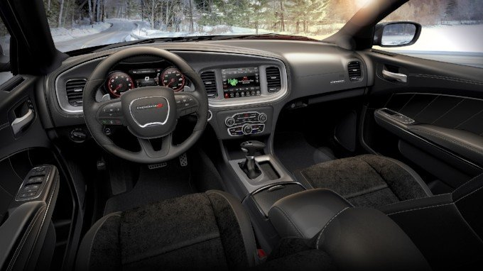 Dodge Charger Hellcat Redeye 4 de 2021