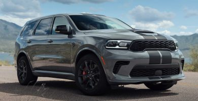 2021 Dodge Durango SRT Hellcat .Dodge Durango SRT Hellcat 2021. Una mirada más cercana