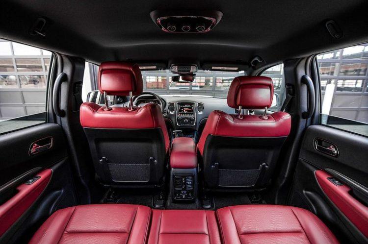 2021 Dodge Durango SRT Hellcat 5