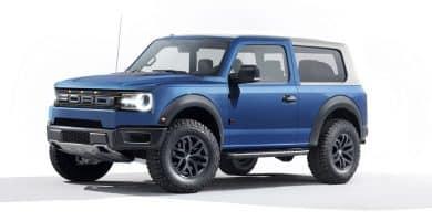 2021 Ford Bronco Información privilegiada revelada sobre el Ford Bronco 2021