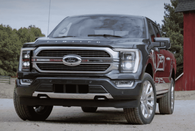 Ford F-150 2021 5