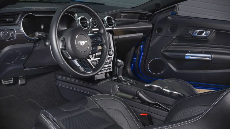 2021 Ford Mustang Mach 1 5