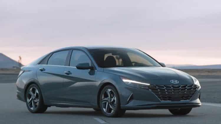 Hyundai Elantra 1 from 2021