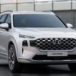 2021 Hyundai Santa Fe Una mirada más cercana al Hyundai Santa Fe 2021