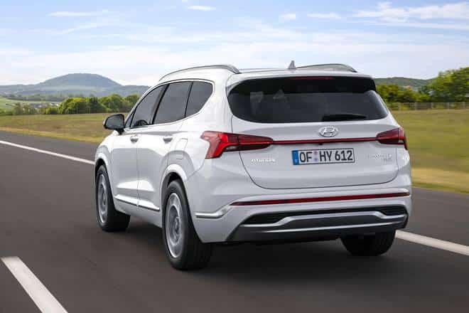 Hyundai Santa Fe 2021 vuelve