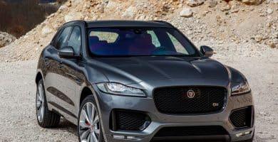 2021 Jaguar E Pace front 10 cosas que no sabías sobre el Jaguar E-Pace 2021