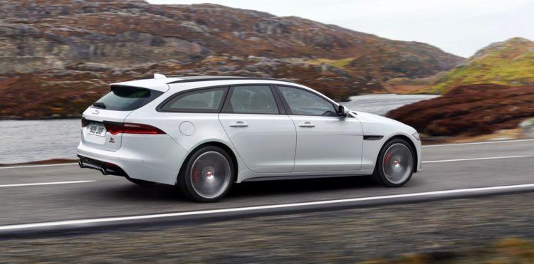 2021 Jaguar XF Sportbrake lado 1