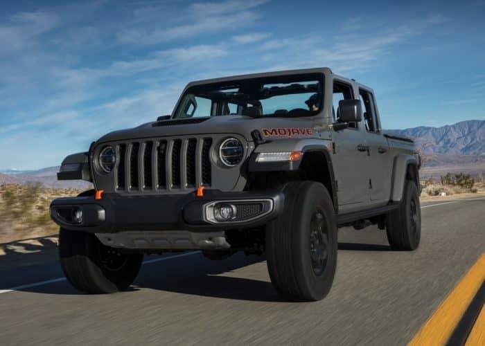 2021 Jeep Gladiator Mojave 2