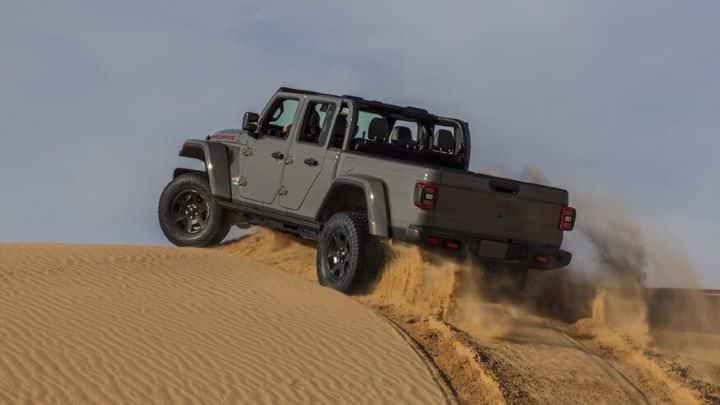 Jeep Gladiator Mojave 2021 vuelve