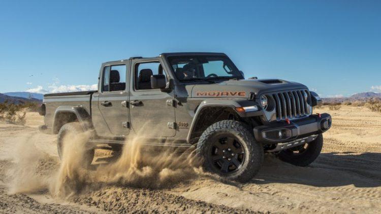 2021 Jeep Gladiator Mojave lado